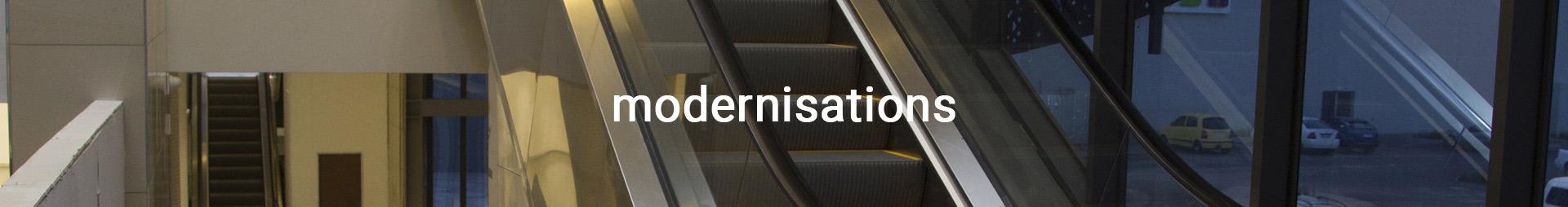 Modernisations