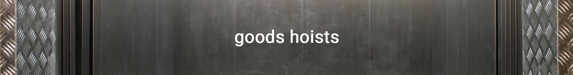 goods-hoists